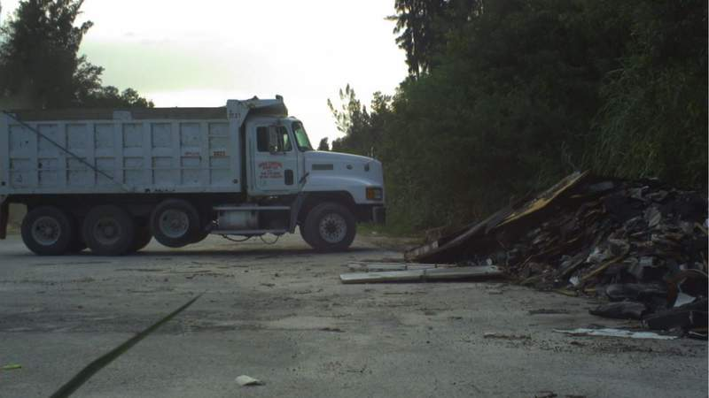 Illegal dumping caught on camera in Miami-Dade