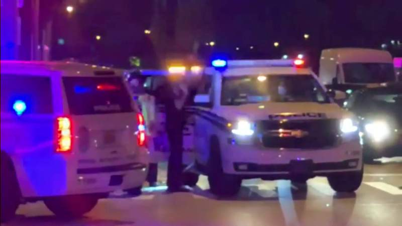 Chase after driver in stolen car starts in Hallandale Beach ends in Hollywood, police say