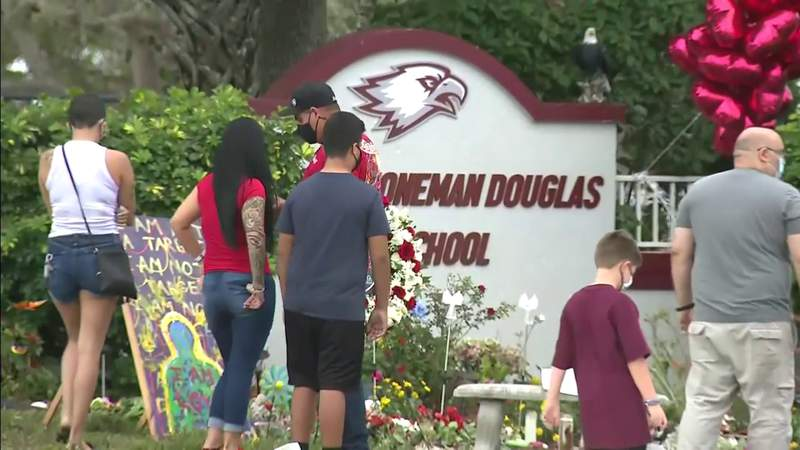 Several events held across Broward County to honor victims of Parkland shooting on three year anniversary