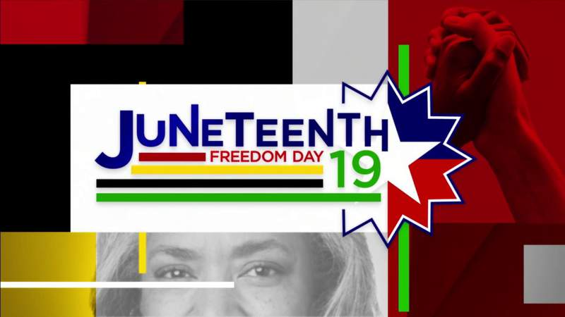 Historic day: Juneteenth becomes federal holiday