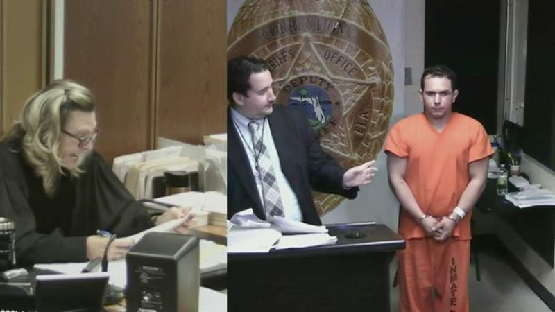 GF Default - Suspected hit-and-run driver accused of causing Hialeah crash appears in court