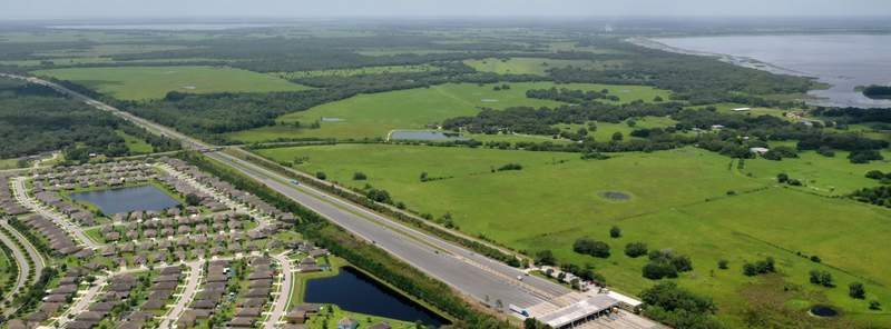 Green Island Ranch in Osceola County is being sold for $140 million. Photo: SVN | Saunders Ralston Dantzler Real Estate.