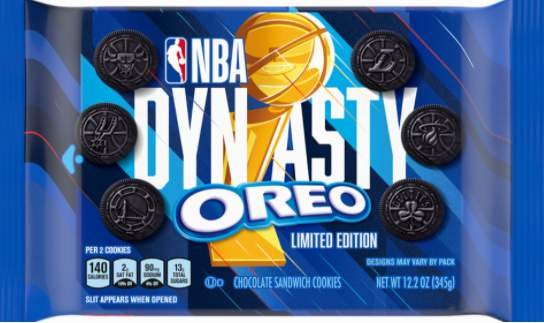 Limited-edition NBA Dynasty Oreo cookies will feature the Miami Heat among select other NBA teams.