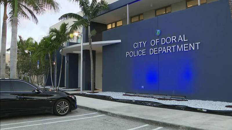 4 Doral cops relieved of duty following federal investigation