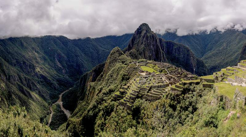 """""""Machu Picchu and the Golden Empires of Peru"""" at Boca Raton Museum of Art."""