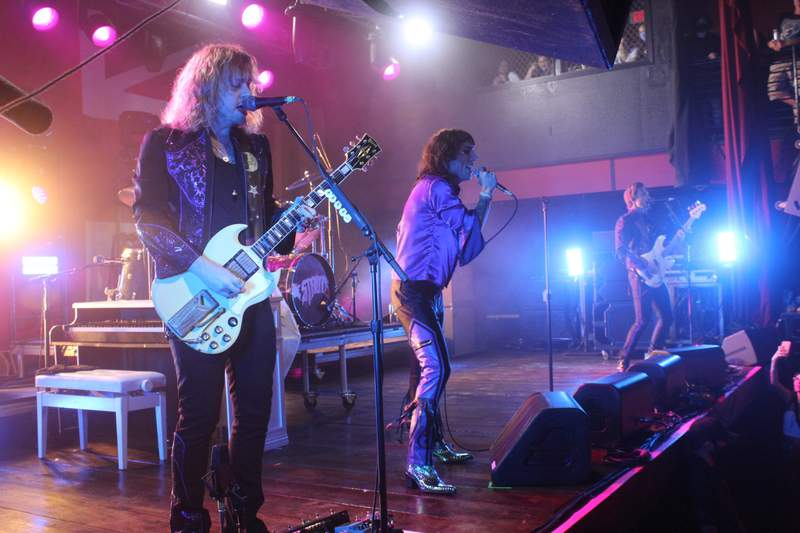 The Struts hit the stage at Revolution Live.