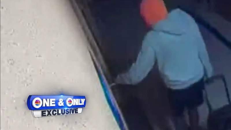 Video shows school burglars sought by detectives in Broward