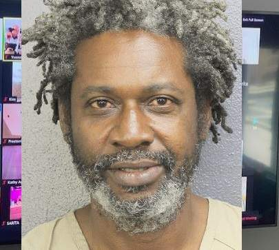 Richard Cunningham, 53, of Coral Springs, was arrested and ordered to undergo a psychiatric evaluation after police say he tried to strangle his son over noise from a Zoom class.