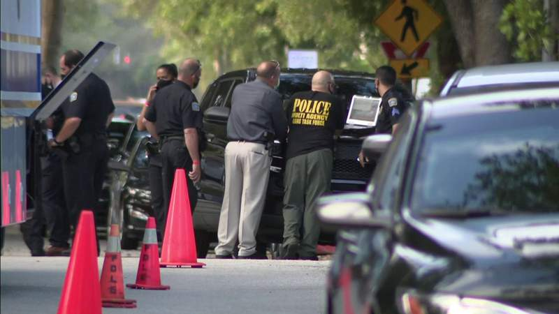 Federal agents involved in fatal Coral Gables shooting