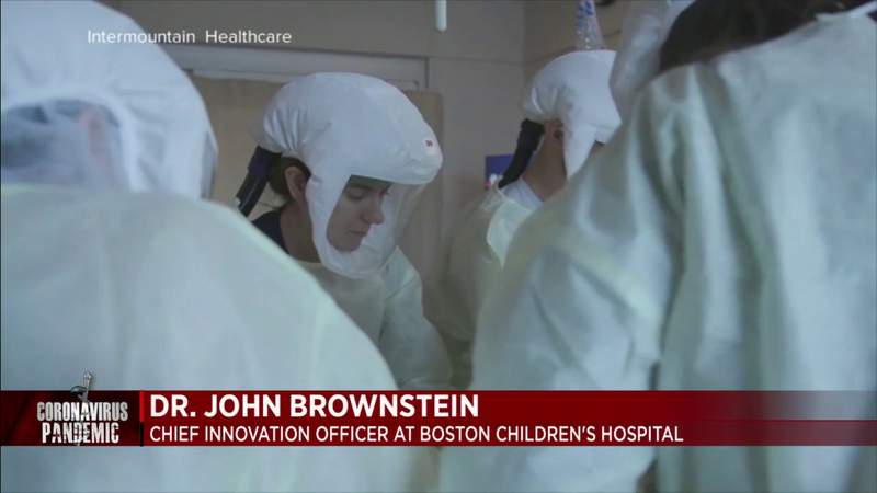 Doctors ask public to take coronavirus precautions during Thanksgiving