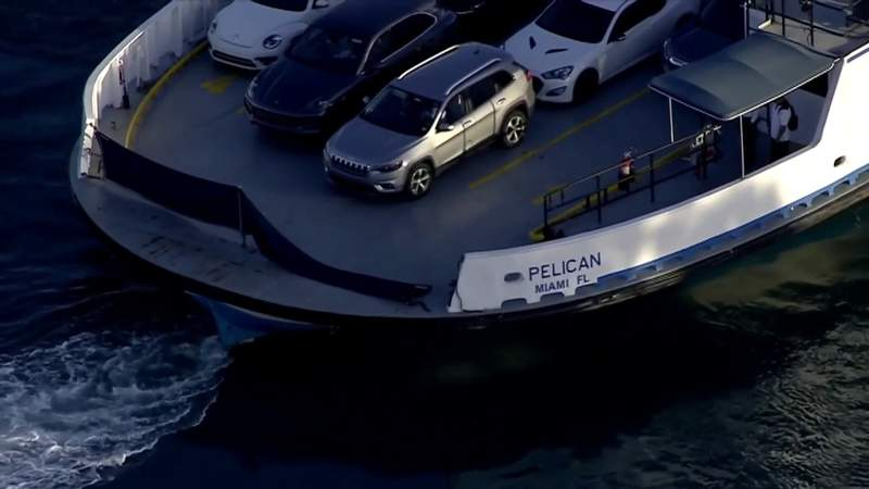 2 women found dead after car falls off Fisher Island Ferry identified