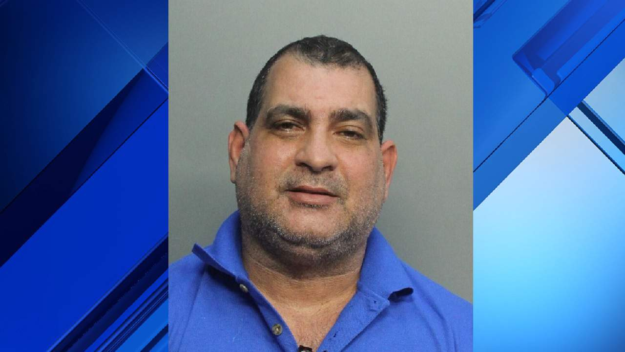 Police: Miami man arrested after killing estranged wife in front of their son
