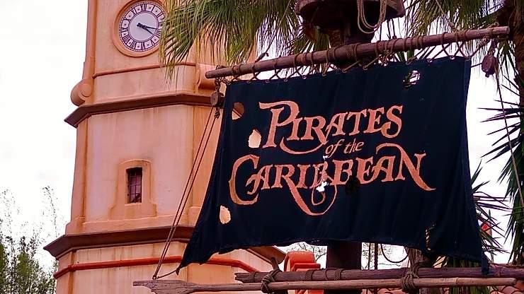 Pirates of the Caribbean (Photo: Tom Metevia)