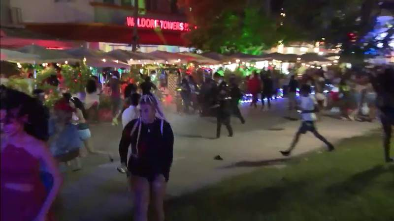 Ocean Drive melee prompts officers to fire pepper spray in South Beach