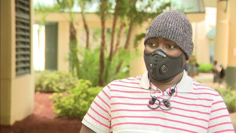 South Florida teen battles 2 complicated diseases