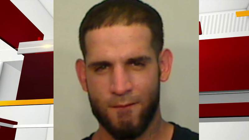 A Monroe County Sheriff's Office deputy arrested Alexander Medina, 29, of Lake Worth, on Tuesday night in Boca Chica.