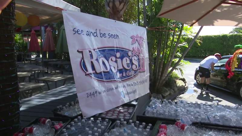 Wilton Manors restaurant gets creative to try to help employees