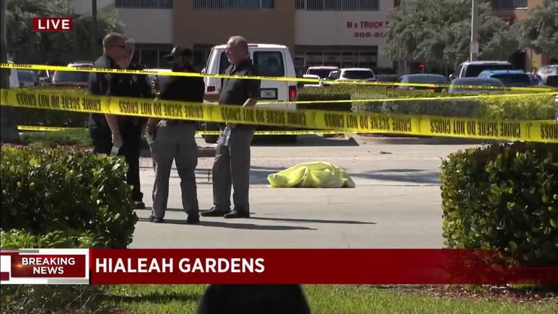 1 dead, 2 injured in Hialeah Gardens shooting