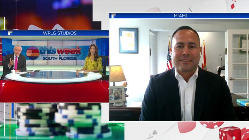 State Rep. Nicholas Duran discusses gaming compact on TWISF