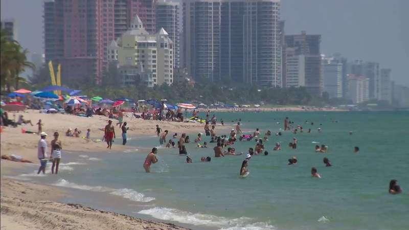 Broward beaches reopen, but business closures could be next