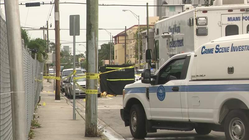 3 men shot in Miami's Little Havana neighborhood