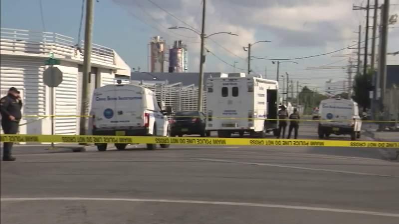 7 personas baleadas en Wynwood, algunas víctimas se presentan solas en el hospital, según la policía