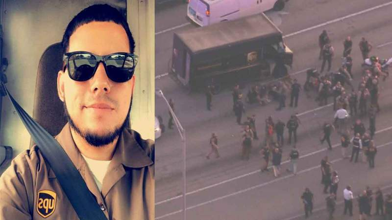 GF Default - Local 10 News learns identity of UPS truck driver killed