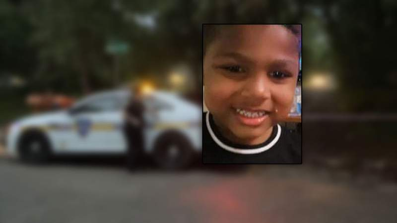 A family member shared a photo of 6-year-old Danny Waye III.