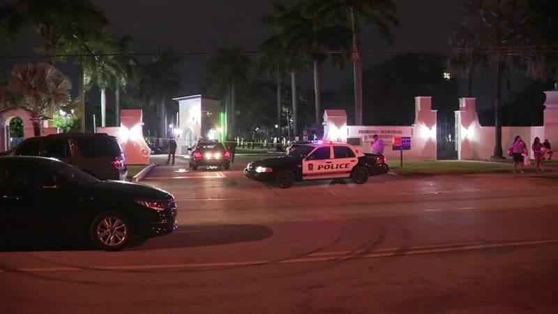 GF Default - Police still investigating double fatal shooting at Florida Memorial University