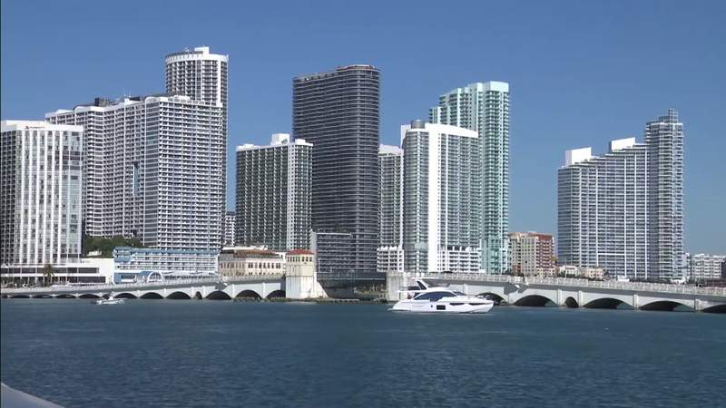 Miami mayor discusses impact of relocation of financial, tech companies