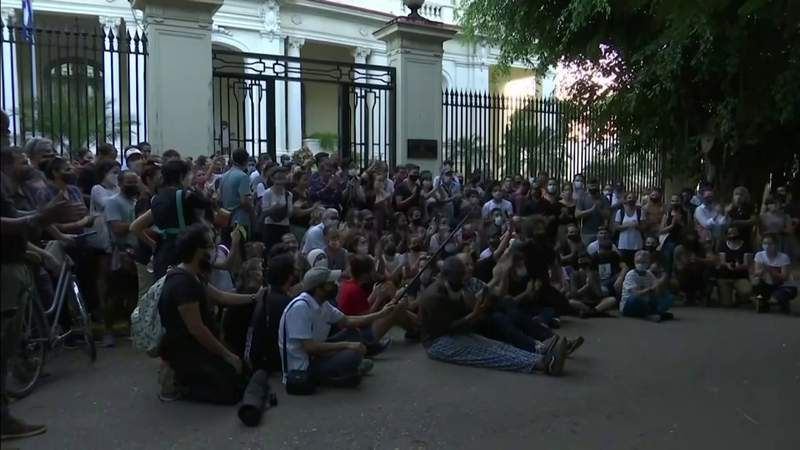 Advocates of San Isidro Movement denounce Cuban government