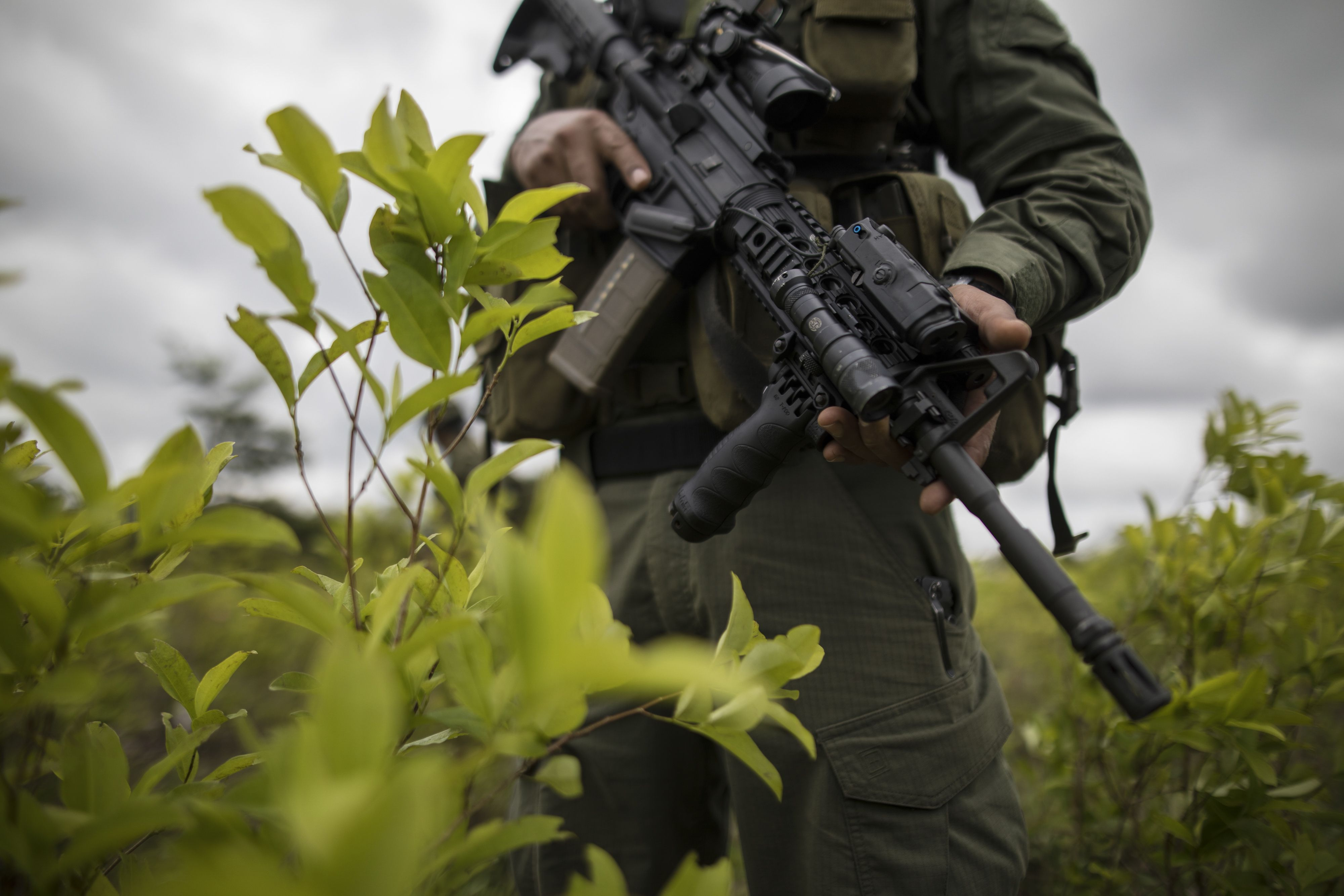 Colombian corruption case latest overseas stain for DEA