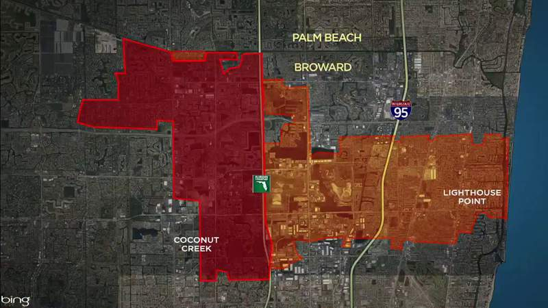 Parts of Broward County remain on boil-water notice