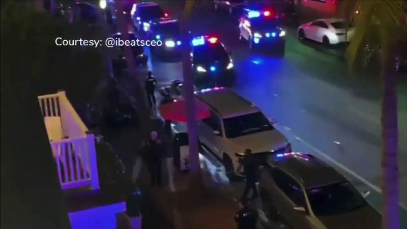 2 men arrested in connection to South Beach shooting