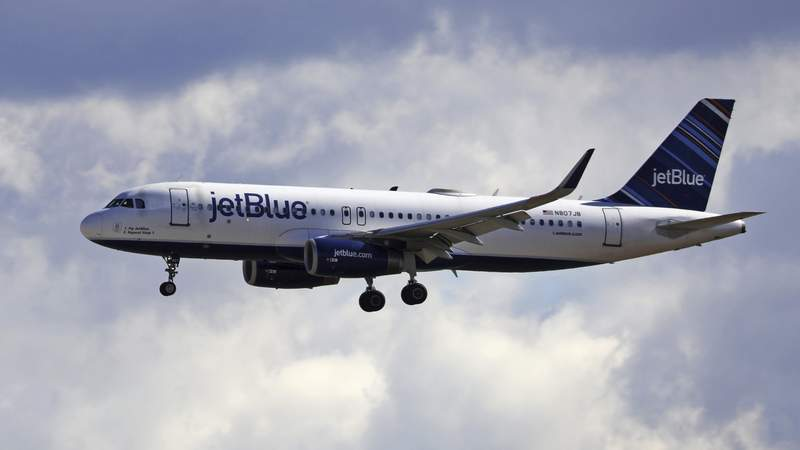 JetBlue will be touching down in Miami and Key West in February 2021.