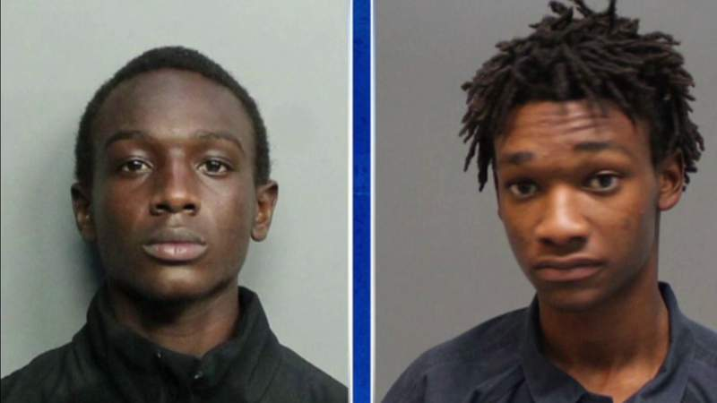 Teen brothers admit to shooting on Florida's Turnpike, mother says