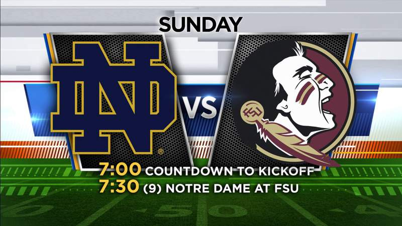 Notre Dame-Florida State