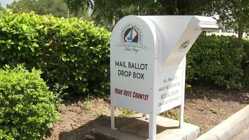 Advance voting is expected to be at an all-time high in Florida in the November general election.