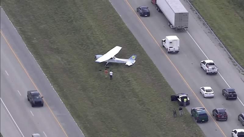 Team effort helps land small plane after sudden engine failure