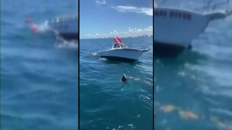 13 rescued after dive boat sinks off Pompano Beach