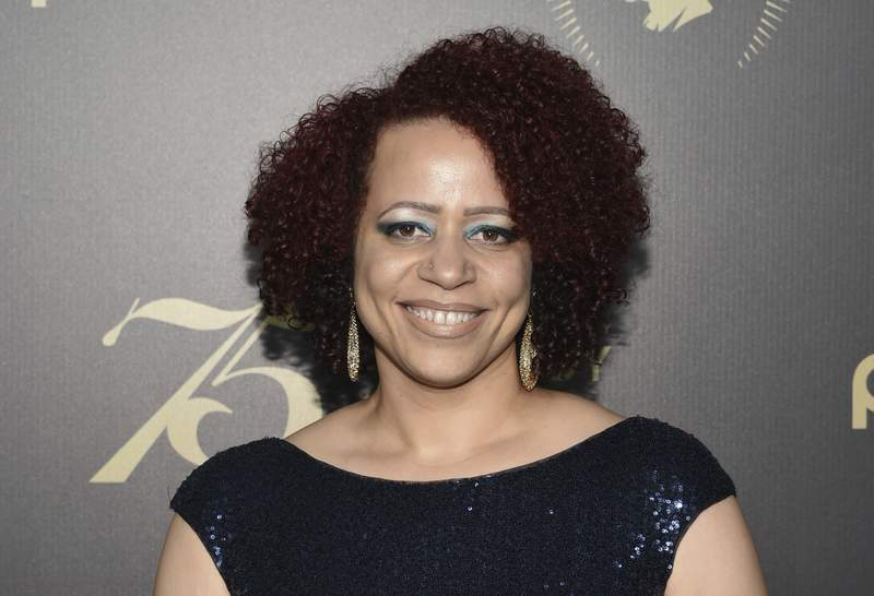 FILE - In this May 21, 2016, file photo, Nikole Hannah-Jones attends the 75th Annual Peabody Awards Ceremony at Cipriani Wall Street in New York. Faculty members of a North Carolina university want an explanation for the school's reported decision to back away from offering a tenured teaching position to Nikole Hannah-Jones. Hannah-Jones' work on the countrys history of slavery has drawn the ire of conservatives. A report in NC Policy Watch on Wednesday, May 19, 2021 said Hannah-Jones was to be offered a tenured professorship as the Knight Chair in Race and Investigative Journalism at the University of North Carolina at Chapel Hill. (Photo by Evan Agostini/Invision/AP, File)