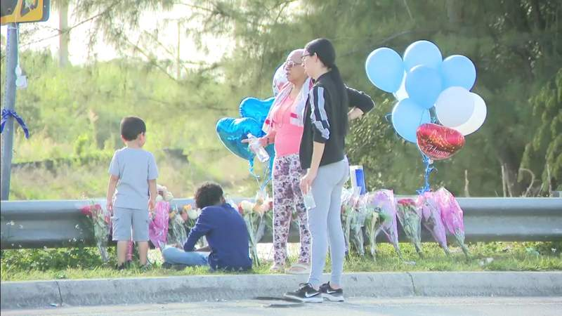 Loved ones gather to remember lives lost in tragic Homestead canal crash