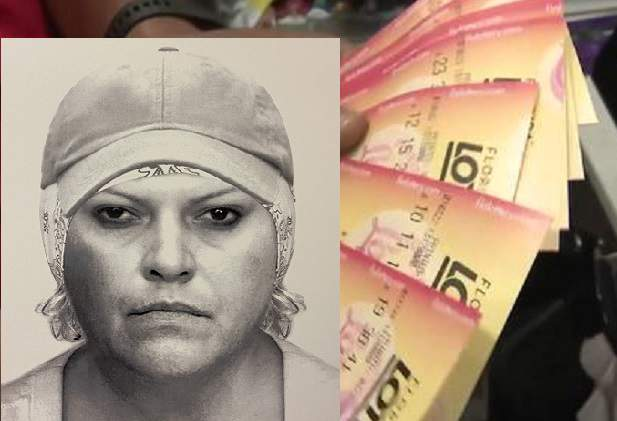 A Miami-Dade Police Department forensic sketch artist was able to produce an image of one of the female subjects who bilked an elderly woman out of $19,000, according to investigators.