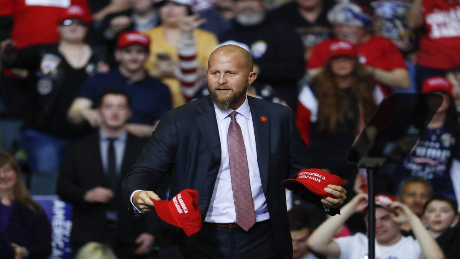 Ex-Trump campaign manager Brad Parscale hospitalized; was armed and threatening himself in Fort Lauderdale home