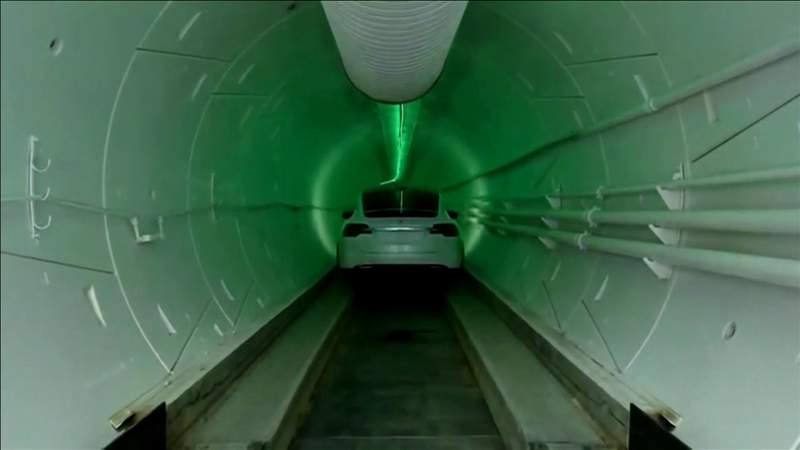Fort Lauderdale commissioners hold first vote on traffic tunnel proposed by Elon Musk's Boring Company