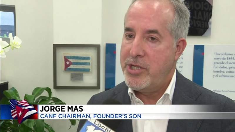 Cuban American National Foundation marks 40th anniversary