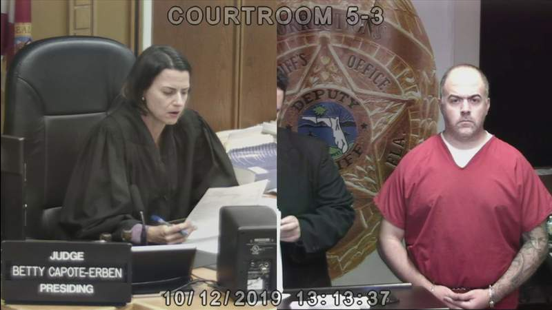 Former correction officer sentenced for rapes in Miami-Dade