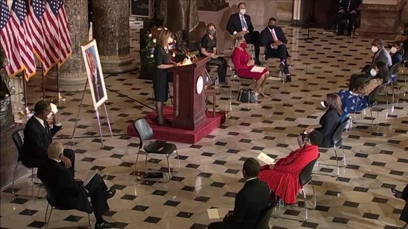 Lawmakers honor Alcee Hastings; Biden reaches COVID-19 vaccine goal