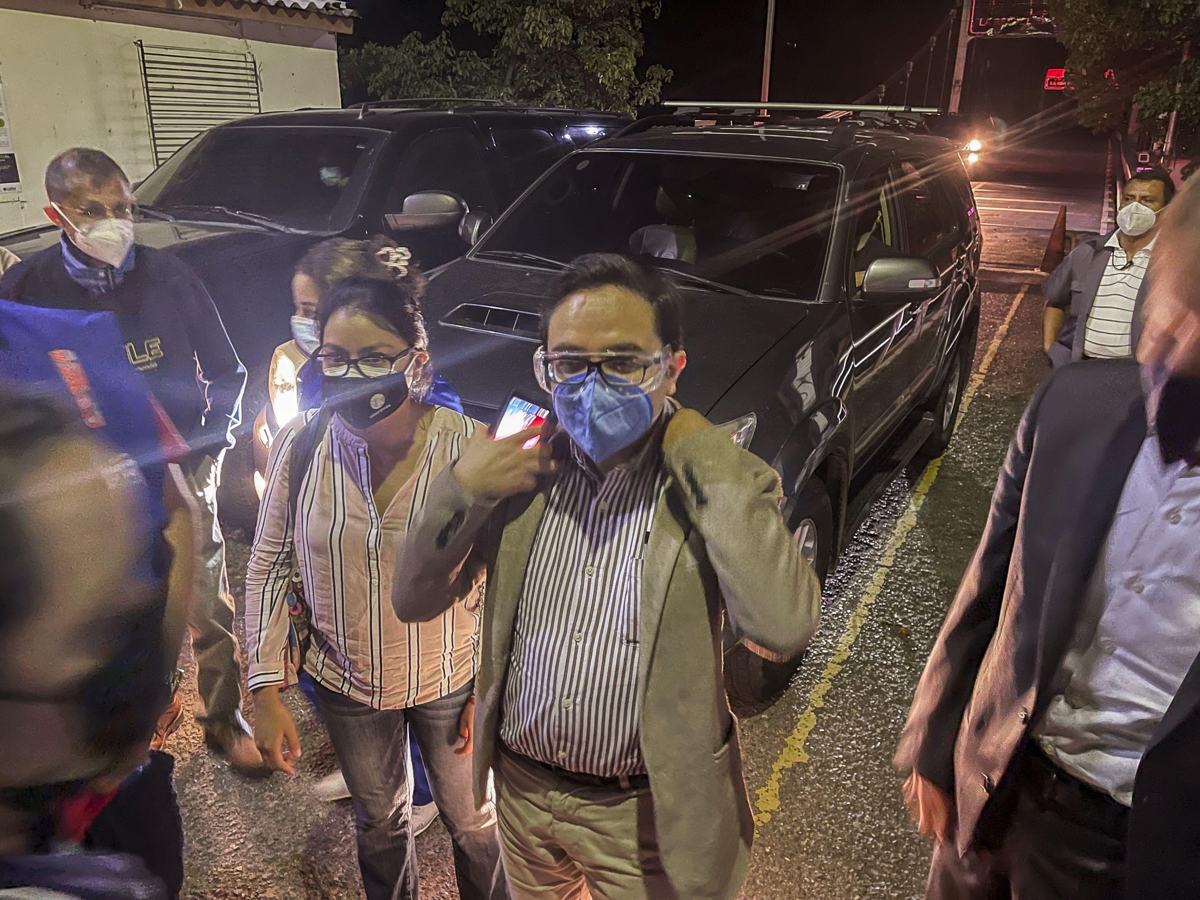 Anti-corruption prosecutor praised by US flees Guatemala