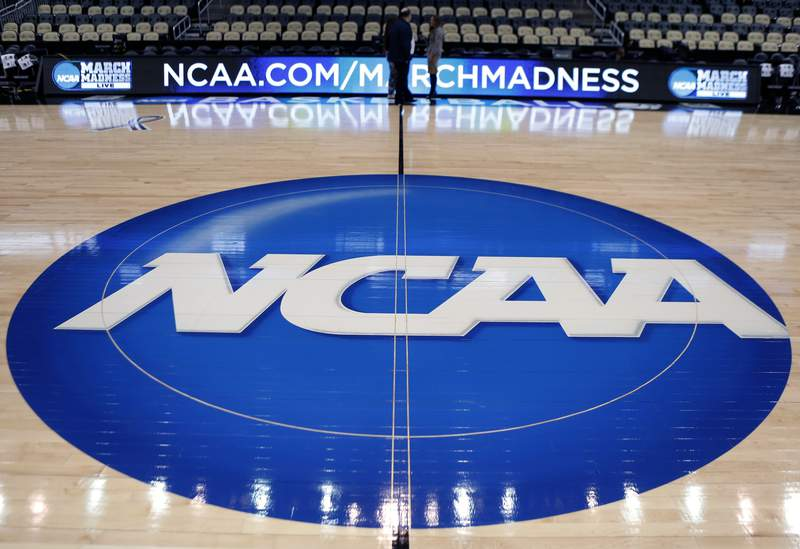 The NCAA's entire men's basketball tournament will be played in Indiana this year.